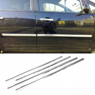 Citroen C4 Grand Picasso - Chrome side door trim