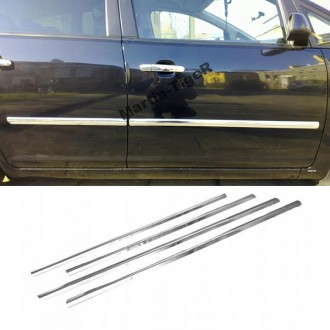 KIA RIO III - Chrome side door trim