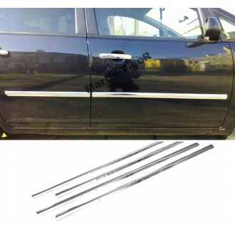 Citroen C3 II - Chrome side door trim