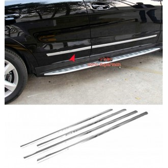 Seat IBIZA - Chrome side door trim