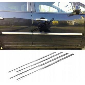 Dacia LOGAN II - Chrome side door trim
