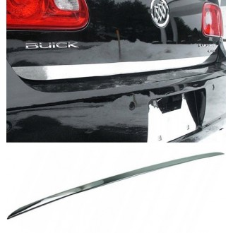 Renault TRAFIC Bus - CHROME Rear Strip Trunk Tuning Lid 3M Boot