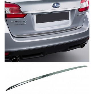 SUBARU LEVORG - CHROME Rear Strip Trunk Tuning Lid 3M Boot