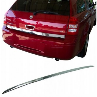 DODGE MAGNUM - CHROME Rear Strip Trunk Tuning Lid 3M Boot