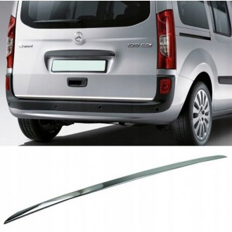 Mercedes CITAN W415 - CHROME Rear Strip Trunk Tuning Lid 3M Boot