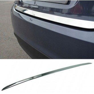 HONDA CITY IV 02-09 - CHROME Rear Strip Trunk Tuning Lid 3M Boot