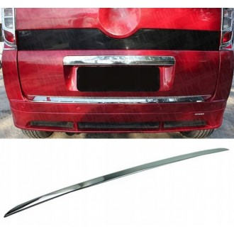 CITROEN NEMO 07 - CHROME Rear Strip Trunk Tuning Lid 3M Boot