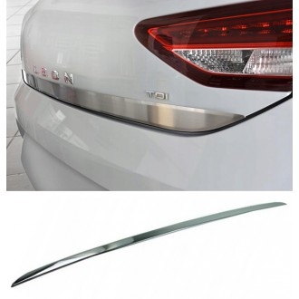 SEAT LEON III HB - CHROME Rear Strip Trunk Tuning Lid 3M Boot