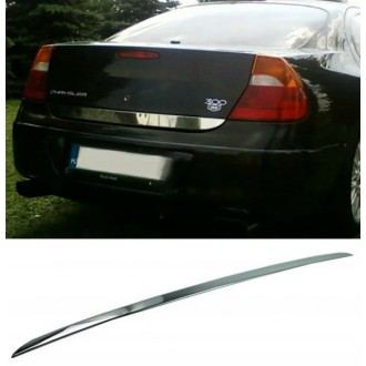 CHRYSLER 300M - CHROME Rear Strip Trunk Tuning Lid 3M Boot