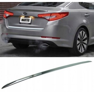KIA OPTIMA - CHROME Rear Strip Trunk Tuning Lid 3M Boot