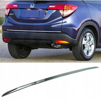HONDA HR-V RV - CHROME Rear Strip Trunk Tuning Lid 3M Boot