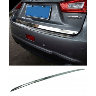 HONDA CIVIC VII HB - CHROME Rear Strip Trunk Tuning Lid 3M Boot