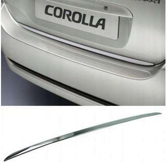 Toyota Corolla E11 - Chrom-Zierleiste Heckleiste 3M Tuning Chromleiste Heckklappe