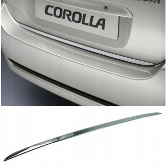 Toyota Corolla E11 - CHROME Rear Strip Trunk Tuning Lid 3M Boot