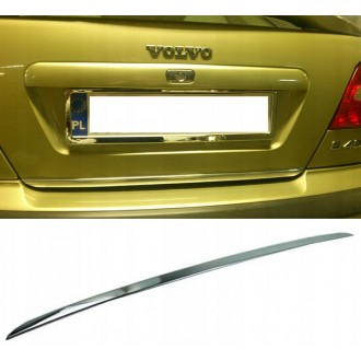 Volvo S40 I - CHROME Rear Strip Trunk Tuning Lid 3M Boot