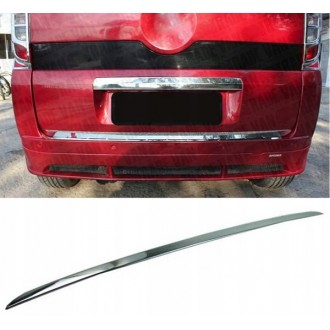 Peugeot BIPPER TEPEE - CHROME Rear Strip Trunk Tuning Lid 3M Boot