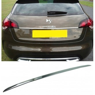 Citroen DS4 - CHROME Rear Strip Trunk Tuning Lid 3M Boot
