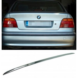 BMW 5 E39 - CHROME Rear Strip Trunk Tuning Lid 3M Boot