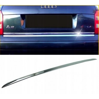 Audi A2 - CHROME Rear Strip Trunk Tuning Lid 3M Boot
