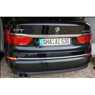 BMW 5 GT - Chrom-Zierleiste Heckleiste 3M Tuning Chromleiste Heckklappe