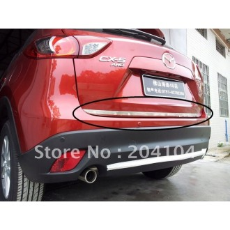 MAZDA CX-5 CX5 - CHROME Rear Strip Trunk Tuning Lid 3M Boot