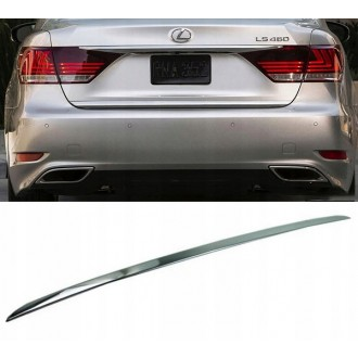 Lexus LS 2006 - CHROME Rear Strip Trunk Tuning Lid 3M Boot
