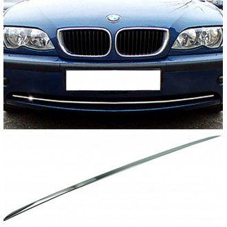 BMW 3 E46 01-05 - Chrome Grille Kit 3M Tuning