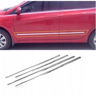 Saab 9-3 Kombi - Chrome side door trim