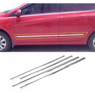 Toyota COROLLA E15 - Chrom Zierleisten Türleisten