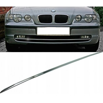 BMW 3 E46 Compact - Chrome Grille Kit 3M Tuning