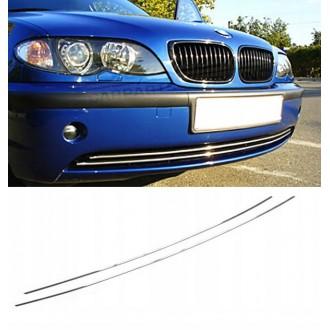 BMW 3 E46 01-05 - Chrom Kühlergrill 3M Tuning