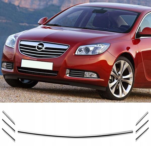 Neu Original Opel Insignia Kühlergrill Chrom Umrandung Profil