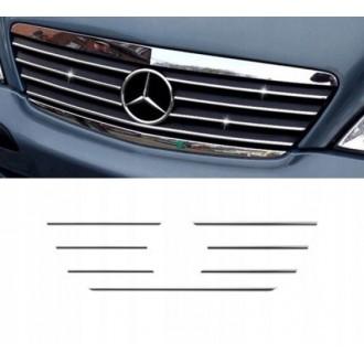 Mercedes A Klasa W168 - Chrome Grille Kit 3M Tuning