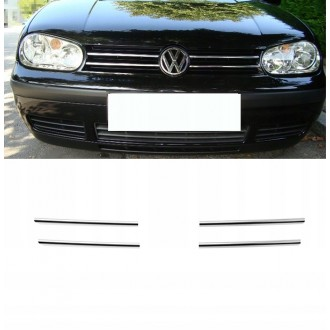VW GOLF IV 4 - Chrom Kühlergrill 3M Tuning
