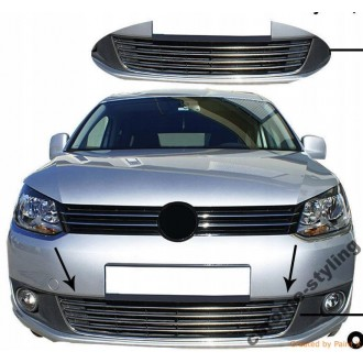 VW Volkswagen CADDY III - Chrome Grille Kit 3M Tuning
