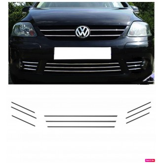 VW GOLF V PLUS - Chrome Grille Kit 3M Tuning