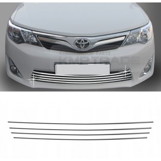 Toyota CAMRY - Chrome Grille Kit 3M Tuning