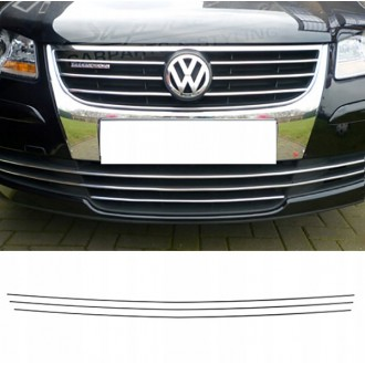 VW TOURAN I 1T1 1T2 - Chrome Grille Kit 3M Tuning