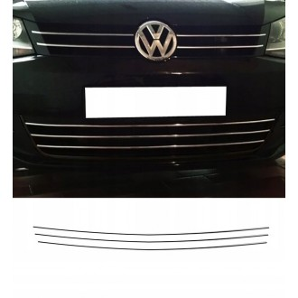 VW Volkswagen SHARAN II 7N - Chrome Grille Kit 3M Tuning