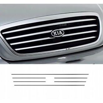 KIA PICANTO - Chrome Grille Kit 3M Tuning