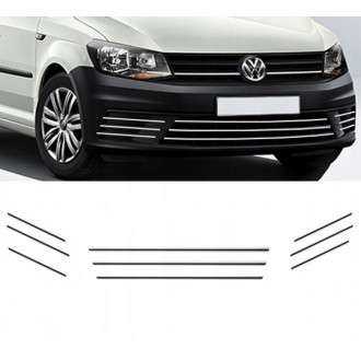 VW CADDY IV 4 - Chrome Grille Kit 3M Tuning