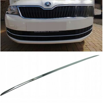 SKODA RAPID - Chrom Kühlergrill 3M Tuning