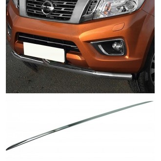 NISSAN NAVARA - Chrome Grille Kit 3M Tuning