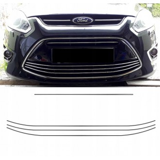 FORD C-MAX II - Chrome Grille Kit 3M Tuning