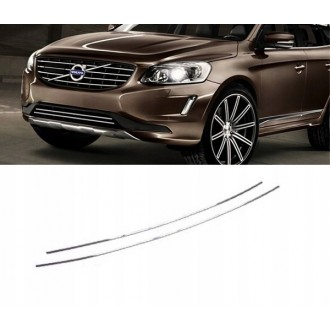 VOLVO XC60 - Chrome Grille Kit 3M Tuning