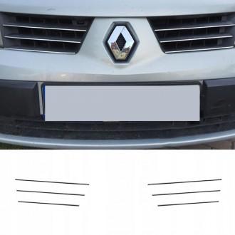 Renault SCENIC II - Chrom Kühlergrill 3M Tuning