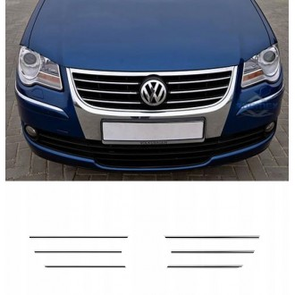 VW TOURAN 1T1 1T2 Caddy - Chrome Grille Kit 3M Tuning