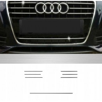 AUDI A4 B8, A5 - Chrome Grille Kit 3M Tuning