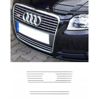 AUDI A4 B7 - Chrome Grille Kit 3M Tuning