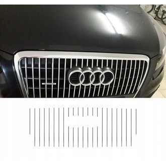 AUDI Q5 8R 08-12 - Chrome Grille Kit 3M Tuning